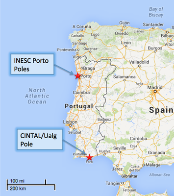 Portugal Location
